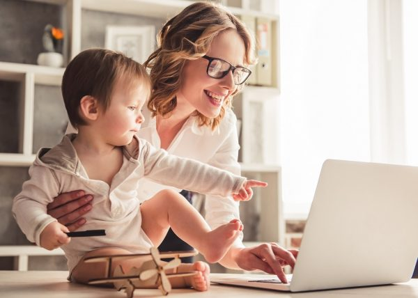 Ways to stress less for working moms