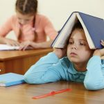 child loses interest in study